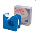 Hypoallergenic Surgical Tape [2.5cm x 9.14m] with Dispenser