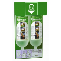 Tobin Eyewash Stationary Stand [2 Bottles]