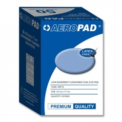 AeroAid Eye Pad x 5