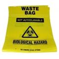 Biohazard Waste Bags [Pack of 4]